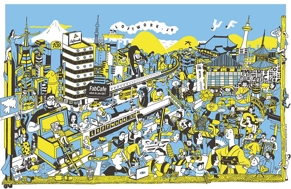 loftwork_jp_by_alessandro_bioletti__illustrator_in_tokyo